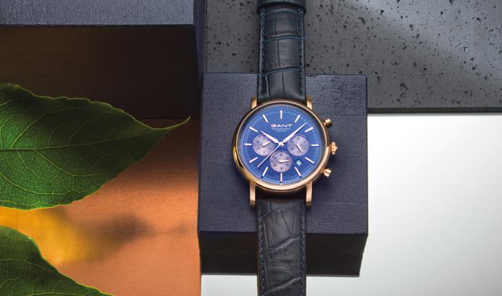 8e617c6bb Kolekcia pánskych a dámskych hodiniek Gant