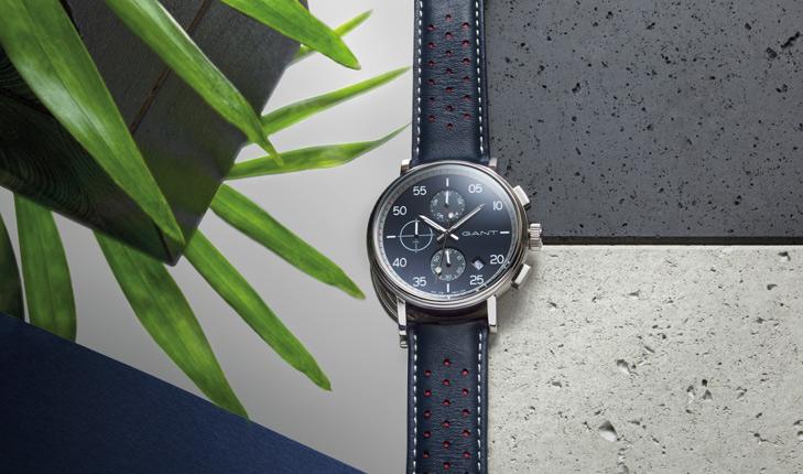 Kolekcia pánskych a dámskych hodiniek Gant 7f812a68940